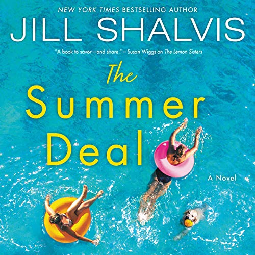The Summer Deal audiobook cover art