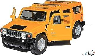 Negi Kinsmart Car 1:40 2008 Hummer H2 SUV Car Open Door Car Metal Car Die-Cast Car Pull Back Car (Any One & Colour May Vary) (2008 Hummer H2 SUV)