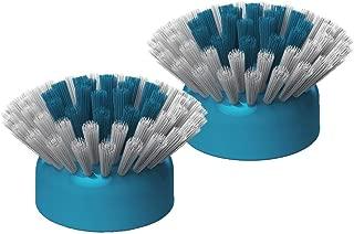 BLACK+DECKER Grimebuster Replacement Bristle Brush Heads (BHPC100A)