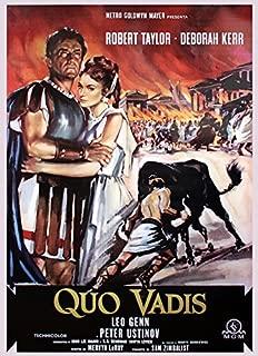 Quo Vadis - Italian Movie Poster / Print (Size: 27