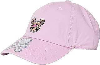 Tokidoki Donutella Dad Hat in Pink