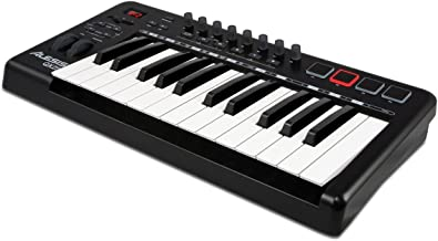 Alesis QX25 | 25-Key Advanced USB/MIDI keyboard Controller