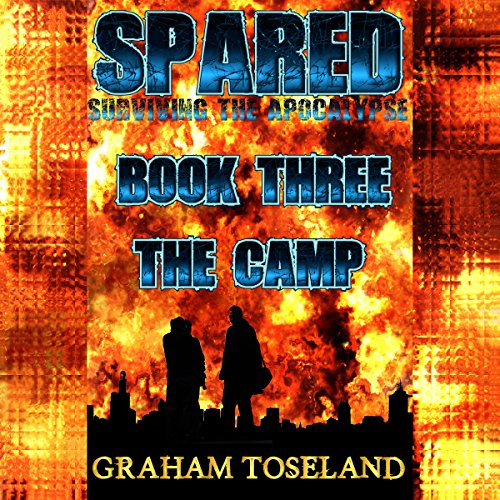 The Camp audiobook cover art