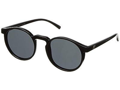 Le Specs Teen Spirit Deux (Black) Fashion Sunglasses