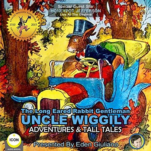 The Long Eared Rabbit Gentleman Uncle Wiggily - Adventures & Tall Tales Titelbild