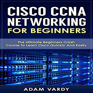 Cisco CCNA Networking for Beginners cover art