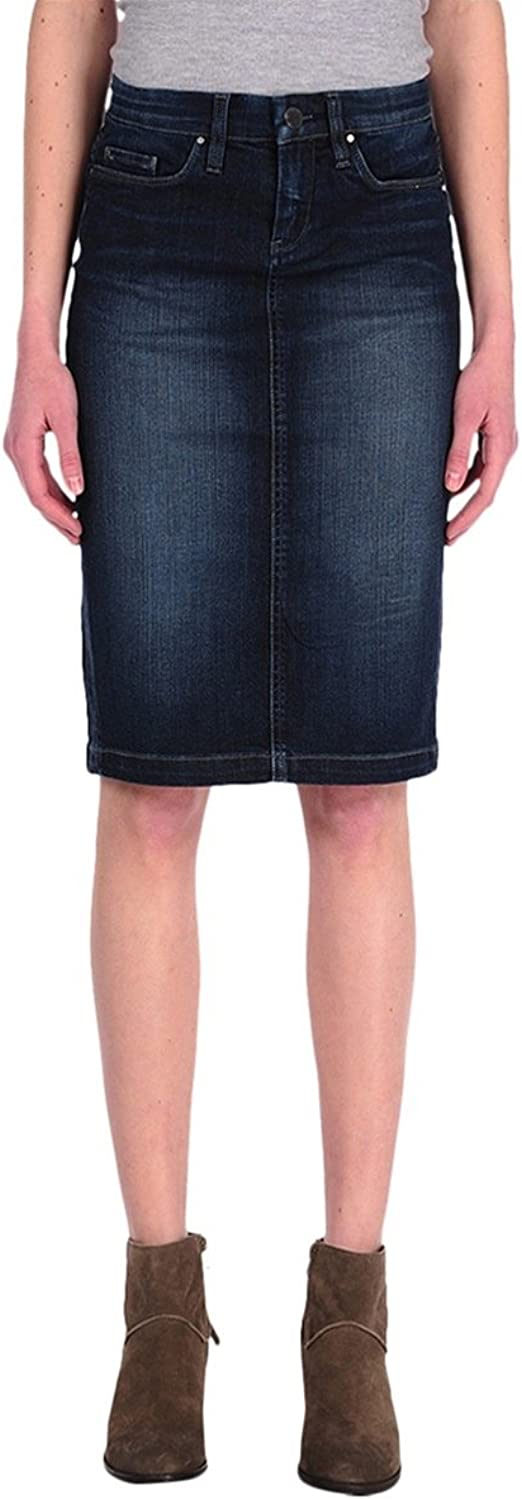 [BLANKNYC] Blank NYC Women's Denim Pencil Skirt in