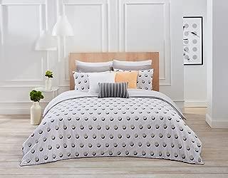 Lacoste Fontan Comforter Set, Full/Queen