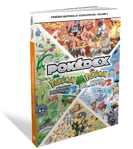 Guide officiel Pokédex