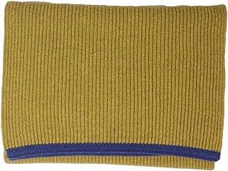 40 Colori Sciarpa a coste in misto lana cashmere