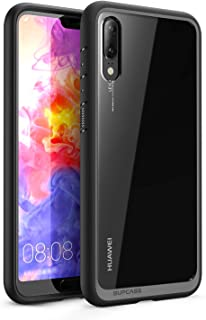 SUPCASE Unicorn Beetle Style Series Case for Huawei P20, Premium Hybrid Protective Clear Case for Huawei P20 (2018 Releas...