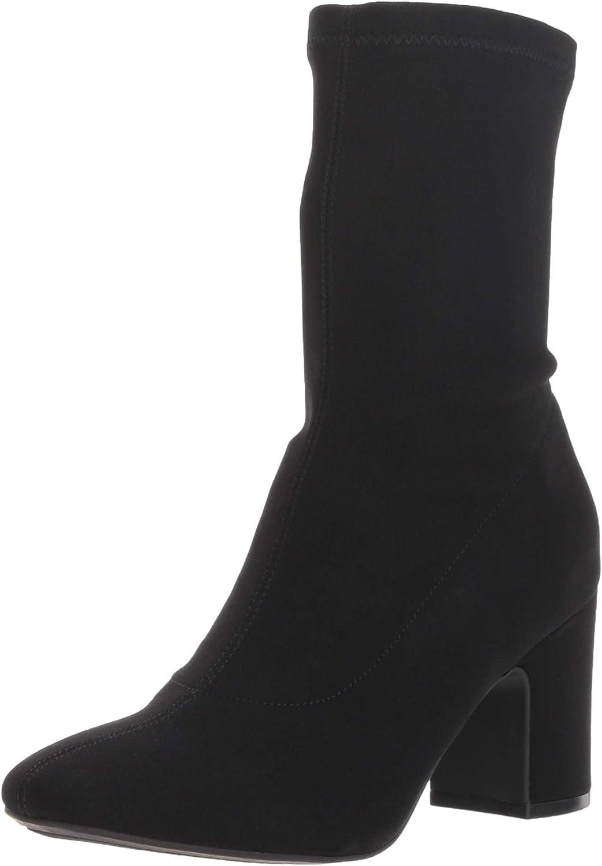 Aerosoles Damen Tall Grass, hochgeschnitten, schwarz Fabric, 38.5 EU