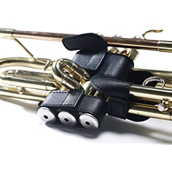 PAMPET Trumpet Leather Valve Guard