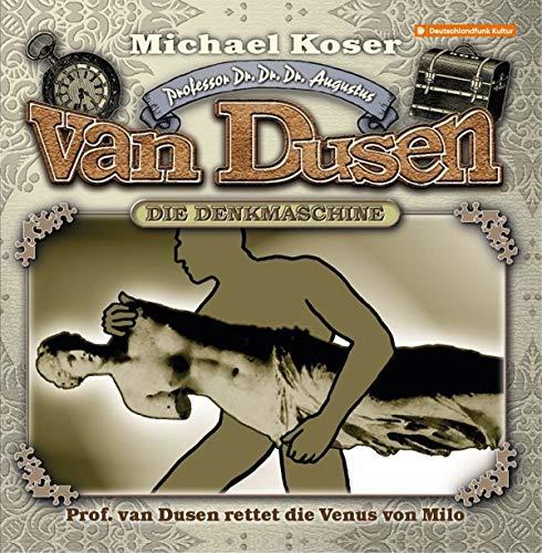 Prof.Van Dusen Rettet die Venus Von Milo-Folge