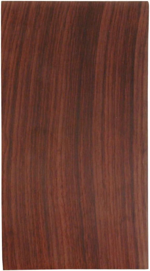 StewMac Peghead Mail order cheap Overlay Veneer Indian Rosewood 3-1 2