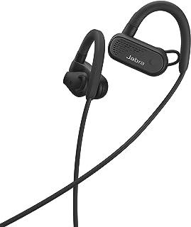 Jabra Elite Active 45e Wireless Sports Earbuds, Black – Alexa Enabled Wireless Bluetooth Earbuds, Around-The-Neck Style wi...