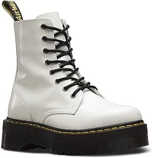 Best dr martens white jadon 8 eye boots Reviews