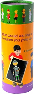 The World of Magnets What Would You Like to Be When You Grow Up Board Game