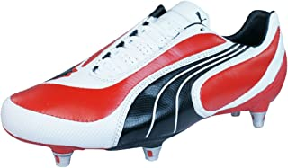 PUMA V3.08 SG Mens Leather Soccer Boots/Cleats