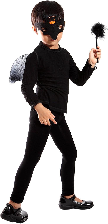 ahorra hasta un 30-50% de descuento Seruna Disfraz de Halloween Halloween Halloween murciélago Infantil, Talla única  tienda en linea