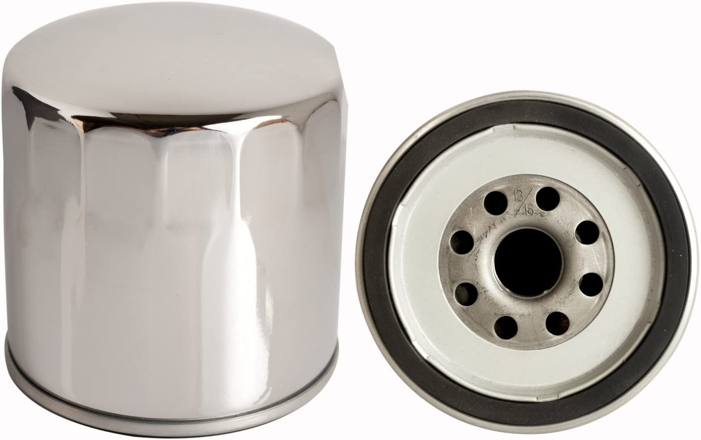 SIERRA Oil Max 84% New Shipping Free Shipping OFF Filter Chrome 18-7824C