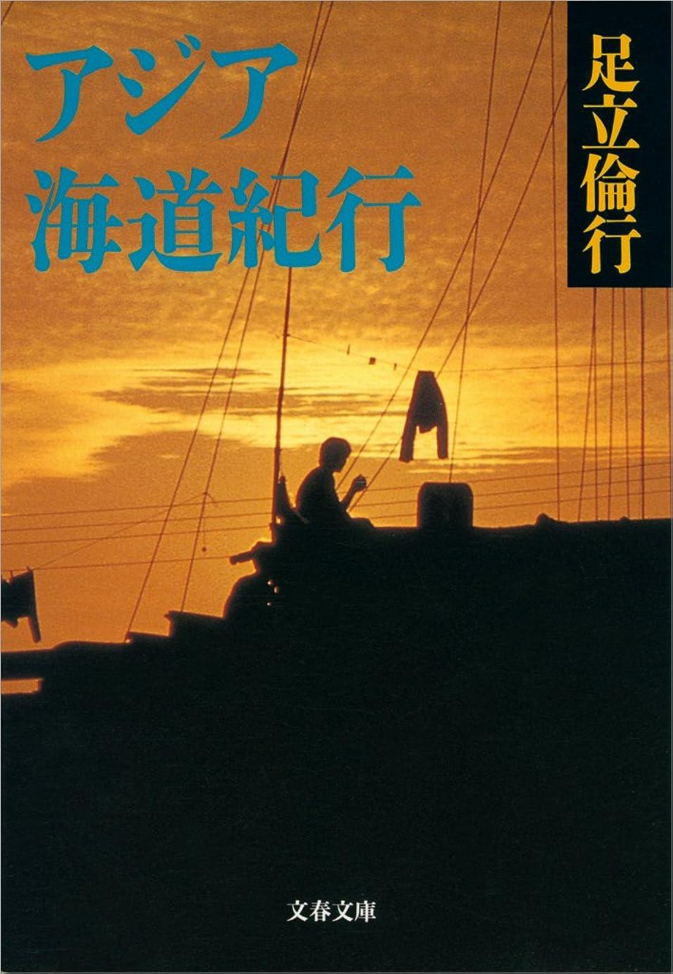 国民カストディアンピッチャーアジア海道紀行 (文春文庫)