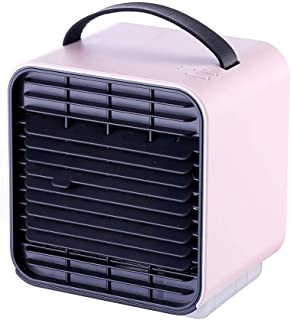 OrchidAmor Portable Mini Air Conditioner Cool Cooling for Bedroom Cooler Fan