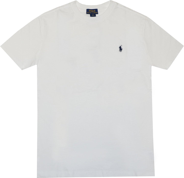 Polo Ralph Lauren Boys Crew Neck Pony Logo T-shirt