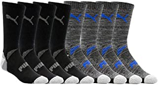 mens Core Athletic Cushioned Crew Sock