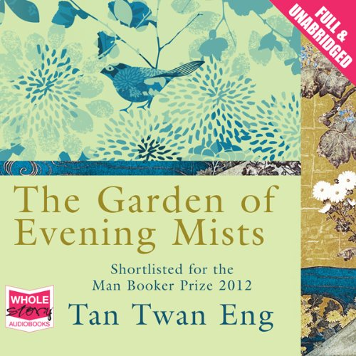 The Garden of Evening Mists cover art