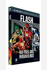 Dc Graphic Novels Ed. 143 - Flash: No País Das Maravilhas Capa dura