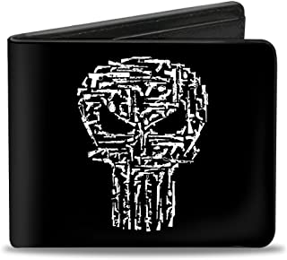 Best punisher wallet leather Reviews
