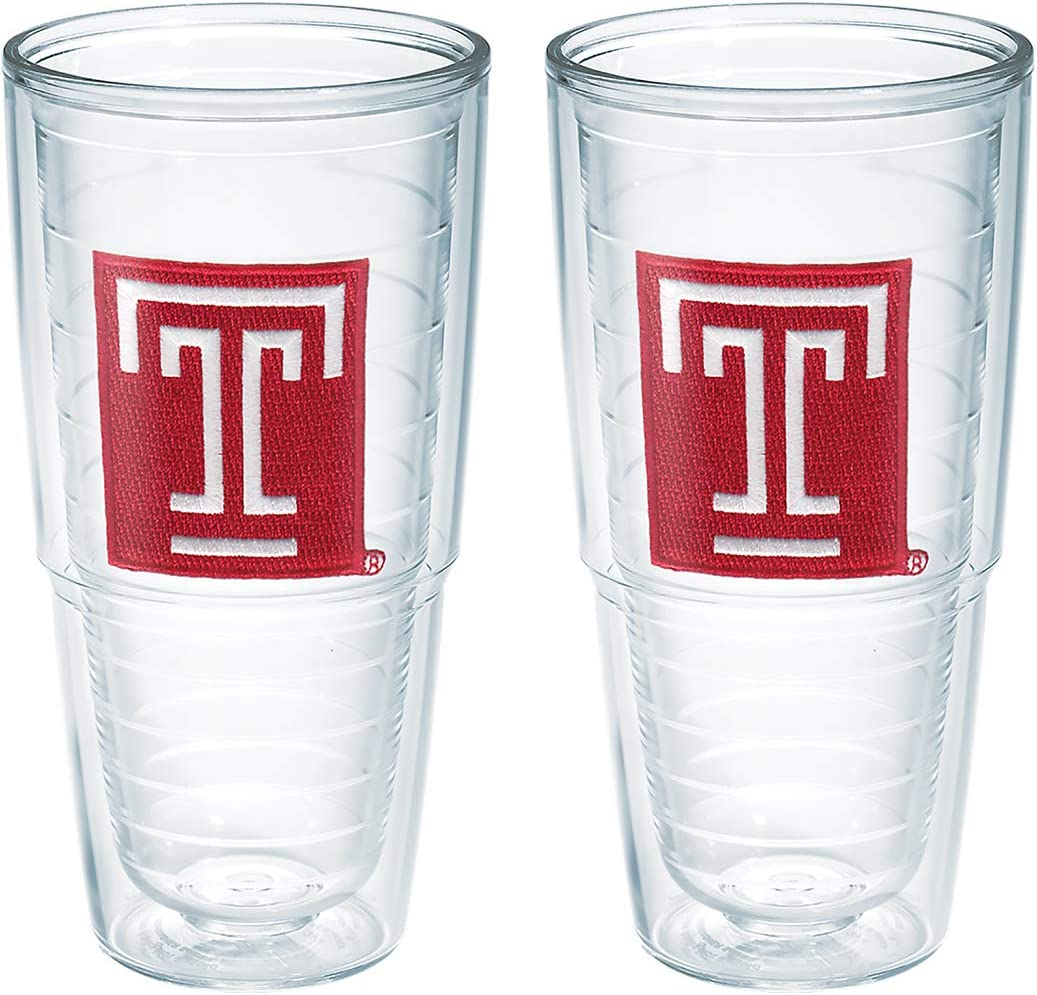 Tervis Temple University Owls Made USA in All items the store Super beauty product restock quality top! Insulate Double Walled