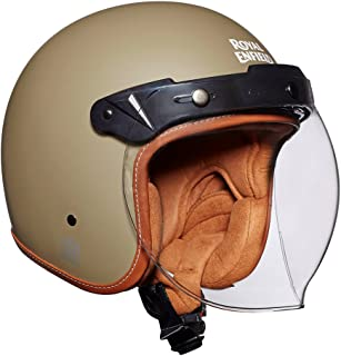 Royal Enfield Desert Storm Open Face with Visor Helmet Size (L)60 CM (RRGHEH000008)