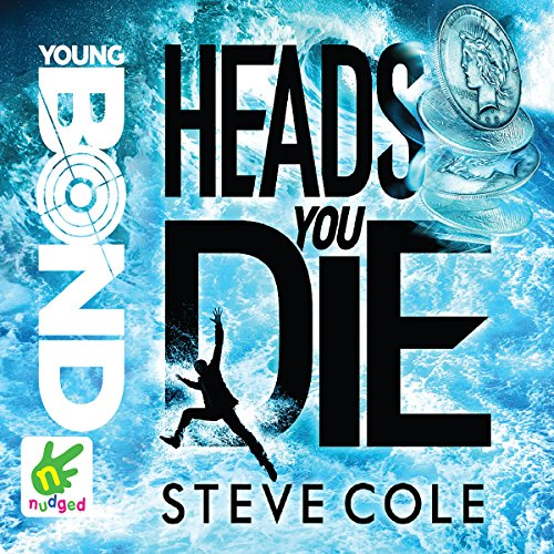 Couverture de Young Bond: Heads You Die