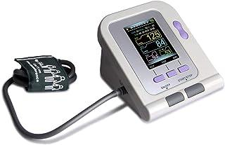 WANG Blood Pressure Monitor de Veterinaria Digital Electronic Sphygmomanomete Ritmo cardíaco portátil tonómetro BP 6-11Cm Cuff