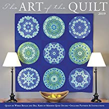 Art of the Quilt 2019 Wall Calendar