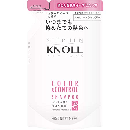 STEPHEN KNOLL(スティーブン ノル) カラーコントロール シャンプー (詰替え用) レフィル