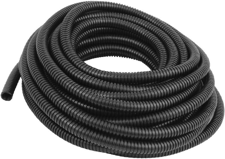 X-DREE Plastic 10mm x Max 64% OFF Over item handling 13mm Pipe Hose Corrugated Conduit Flexible