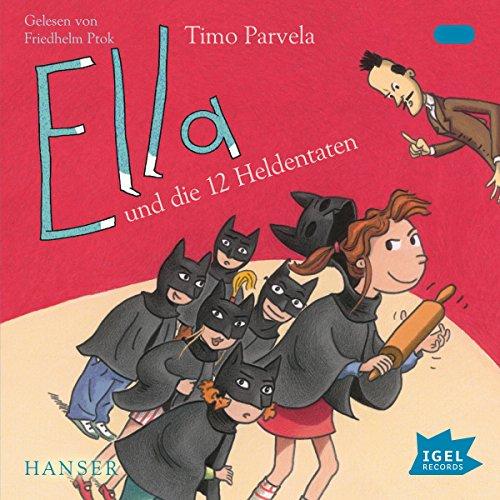 Ella und die 12 Heldentaten Titelbild
