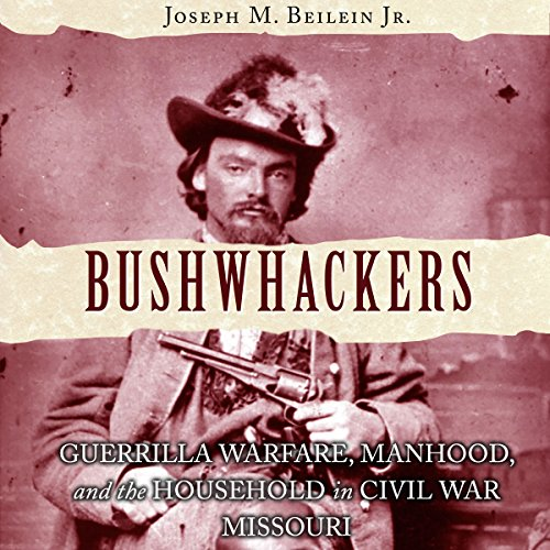 Bushwhackers audiobook cover art
