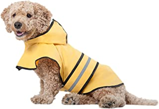 xxl dog raincoat