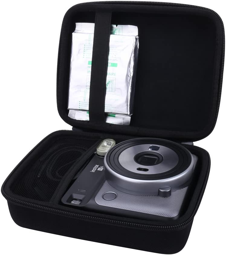 Storage Hard Case Replacement for Fujifilm Square I SQ6 Great Detroit Mall interest Instax -