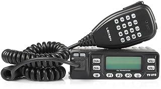 Leixen VV 898 DualBand VHF/UHF 2m/70cm Kabel 10W Mobil Fahrzeugfunkgerät