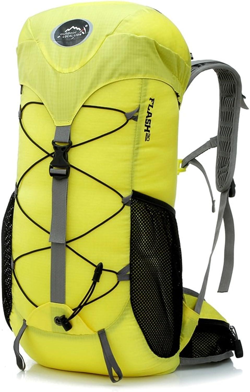 Large Capacity Backpack Rucksack Travel Daypack Pack Hiking & Backpacking Pack Camping Hiking Multipurpose (color   3)