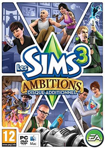 Die Sims 3 Traumkarrieren (Niederlande IMPORT) Spielsprache: holländisch