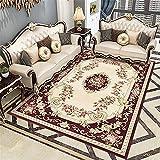 Kunsen alfombras moqueta La Alfombra del salón rectángulo Rojo...