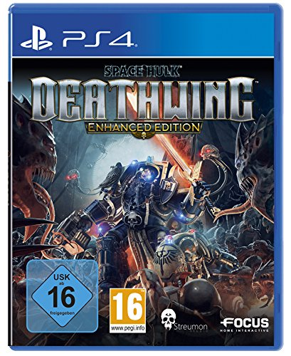 Deathwing: Space Hulk Enhanced Edition [PS4] [Edizione: Germania]