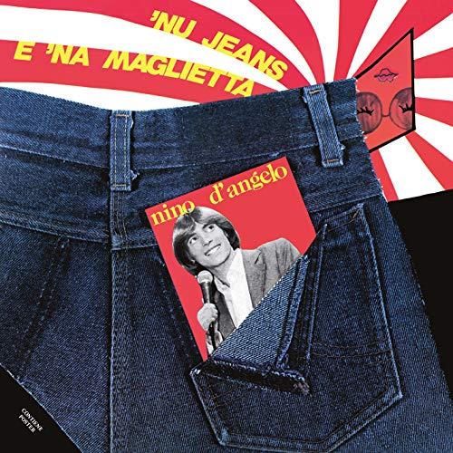 Nu Jeans E Na Maglietta (Blue Vinyl) [Vinilo]