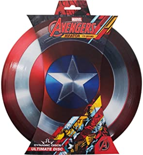 Dynamic Ultimate Disc- Captain America Aviator (CAPT America Ultimate)